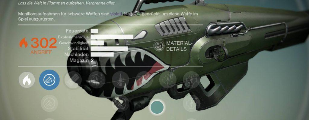 Destiny: Drachenatem in Jahr 2 – eine neue exotische Waffe kam dann doch