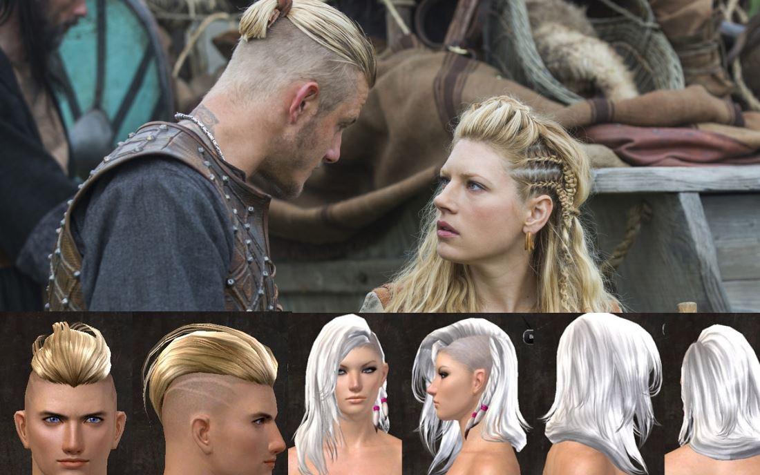 Guild Wars 2 Lässt Sich Von Tv Serie Vikings Inspirieren
