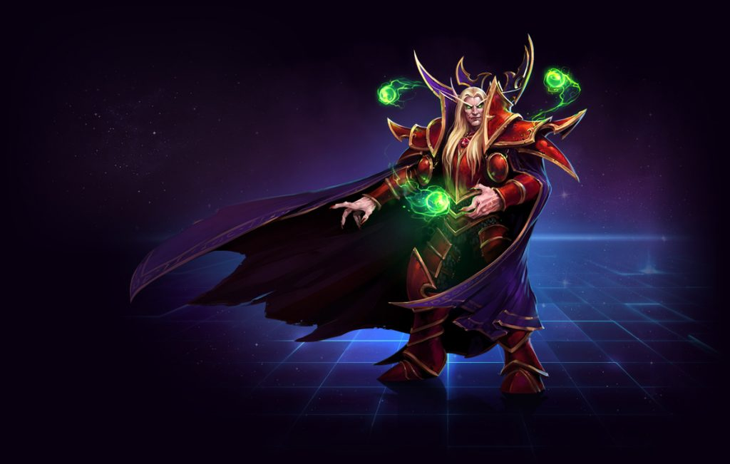 Heroes-of-the-Storm-Kael'thas