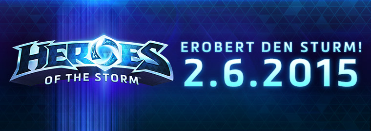 Heroes of the Storm - Release