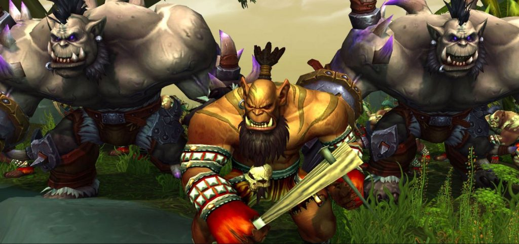 Kilrogg World of Warcraft