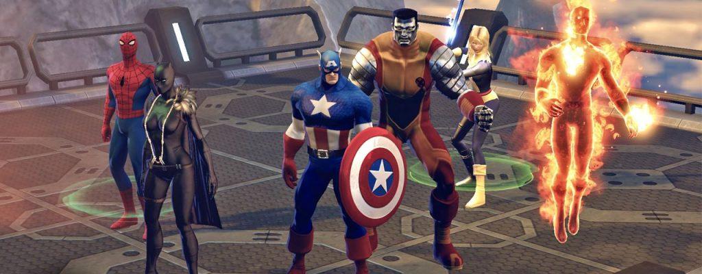 Marvel Heroes 2015 enthüllt die 6 nächsten Helden – 25.000$ Preisgeld im Spiel