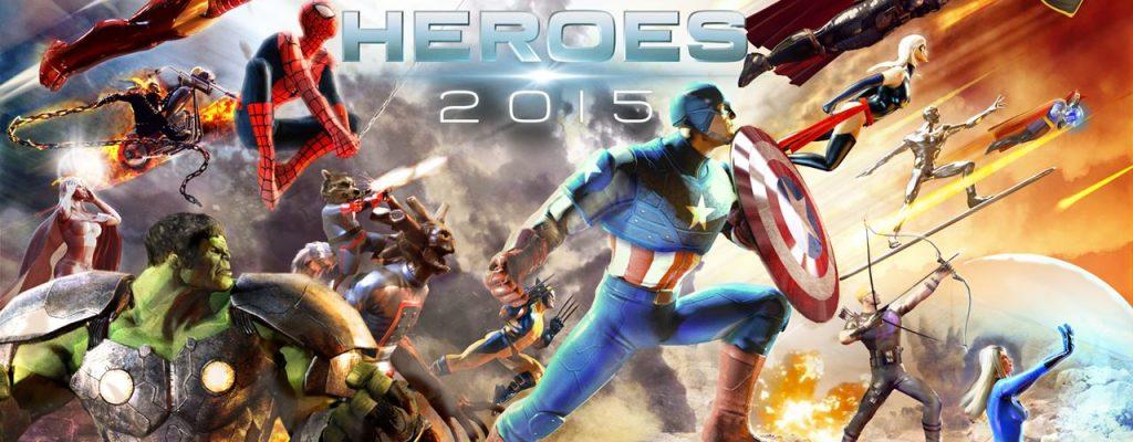 Marvel Heroes will auf der Welle des Kinofilms Avengers: Age of Ultron mitreiten