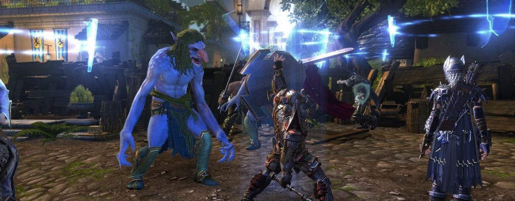 Neverwinter: Update Guild Alliances führt Gilden zusammen