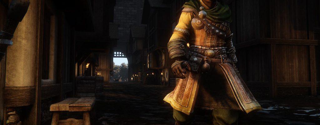 Die Brutalität des Heilens im MMORPG Revival
