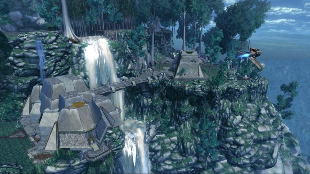 SWTOR Yavin4 Stronghold