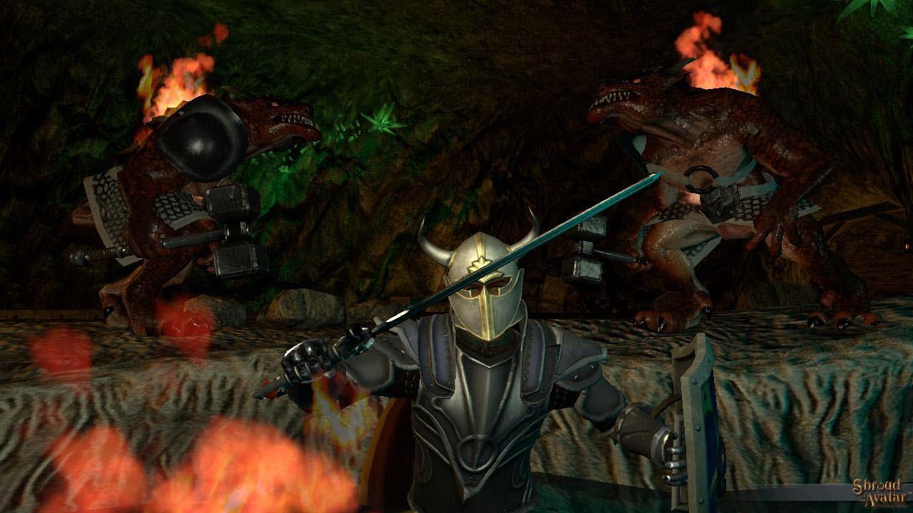 Shroud of the Avatar Charakter