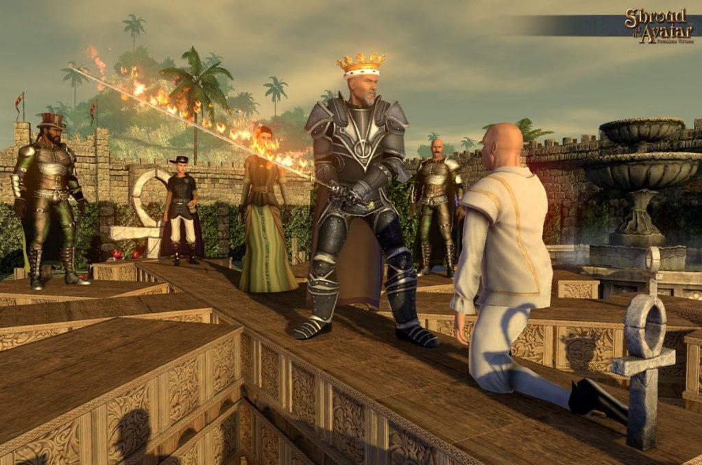 Shroud of the Avatar MMORPG