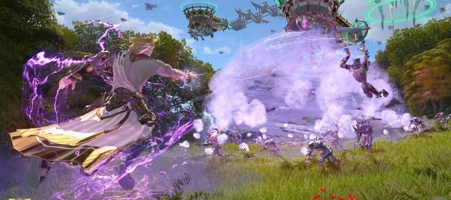 Skyforge: Vor die Göttlichkeit haben die Entwickler ein Endgame gesetzt