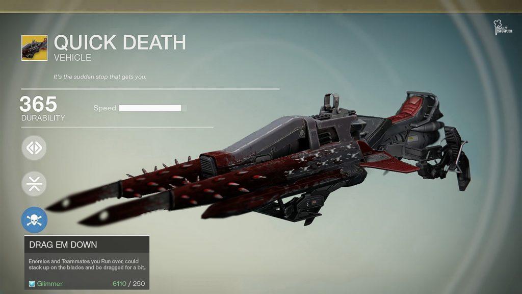 Sparrow-Quick-Death