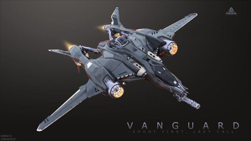 Star Citizen Vanguard