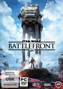 Star Wars Battlefront Cover