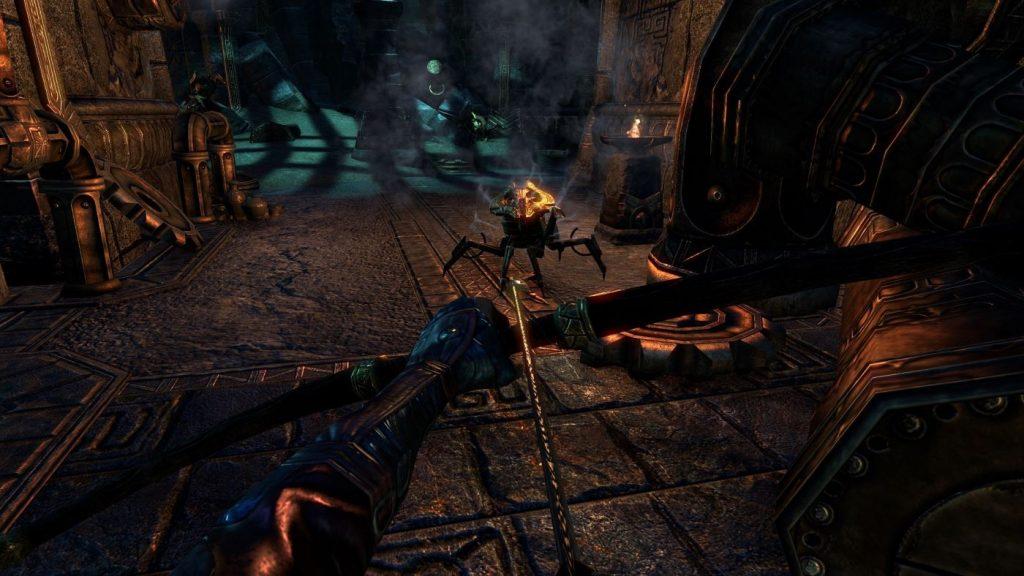 TESO Ego-Perspektive The Elder Scrolls Online