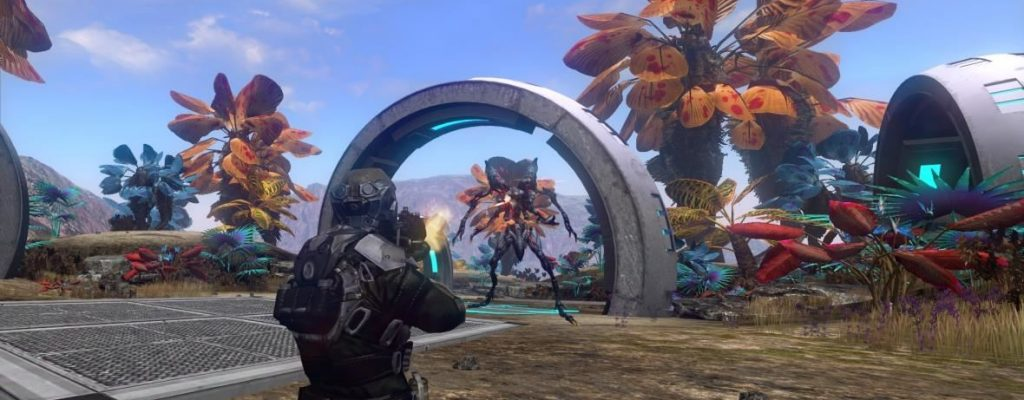 The Repopulation: Zögern Engine-Probleme den Release des SciFi-MMORPGs hinaus?