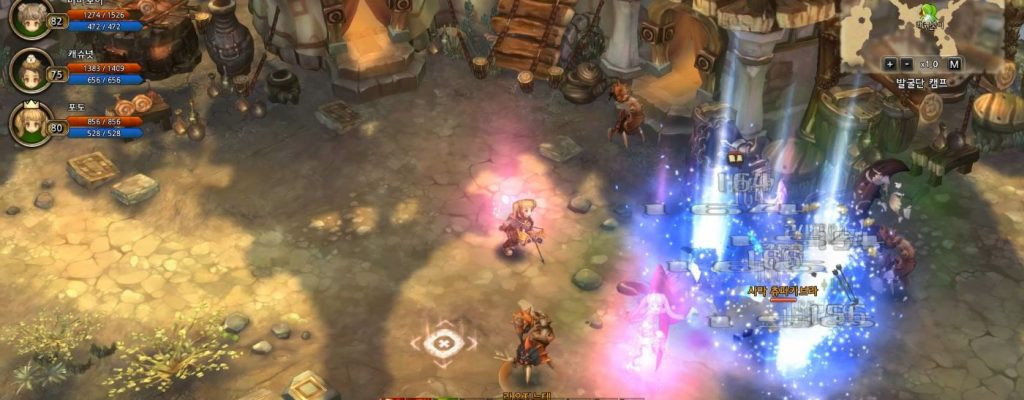 Closed Beta von Tree of Savior startet auf Steam