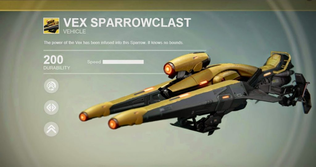 Vex-Sparrowclast