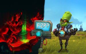 WildStar P2P F2P
