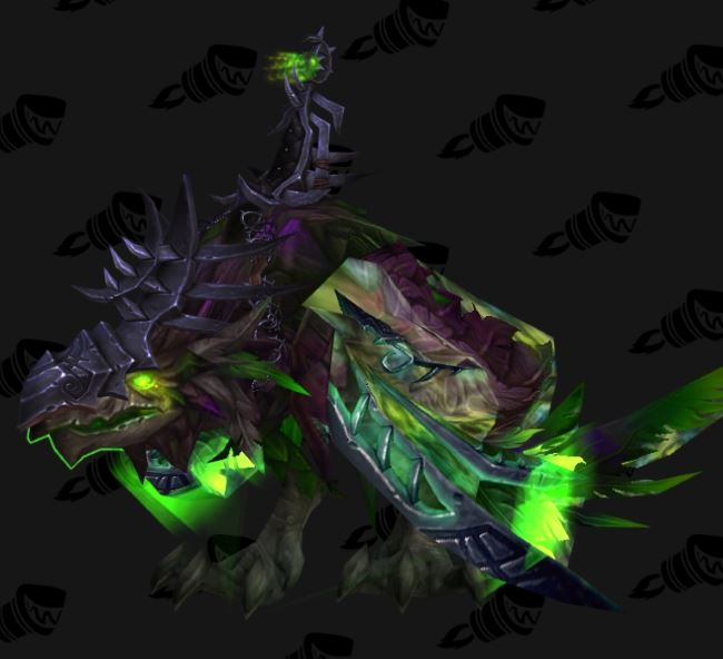WoW Reins of the Corrupted Dreadwing