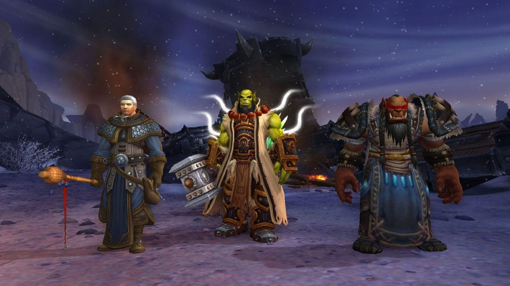World of Warcraft - Warlords of Draenor 2