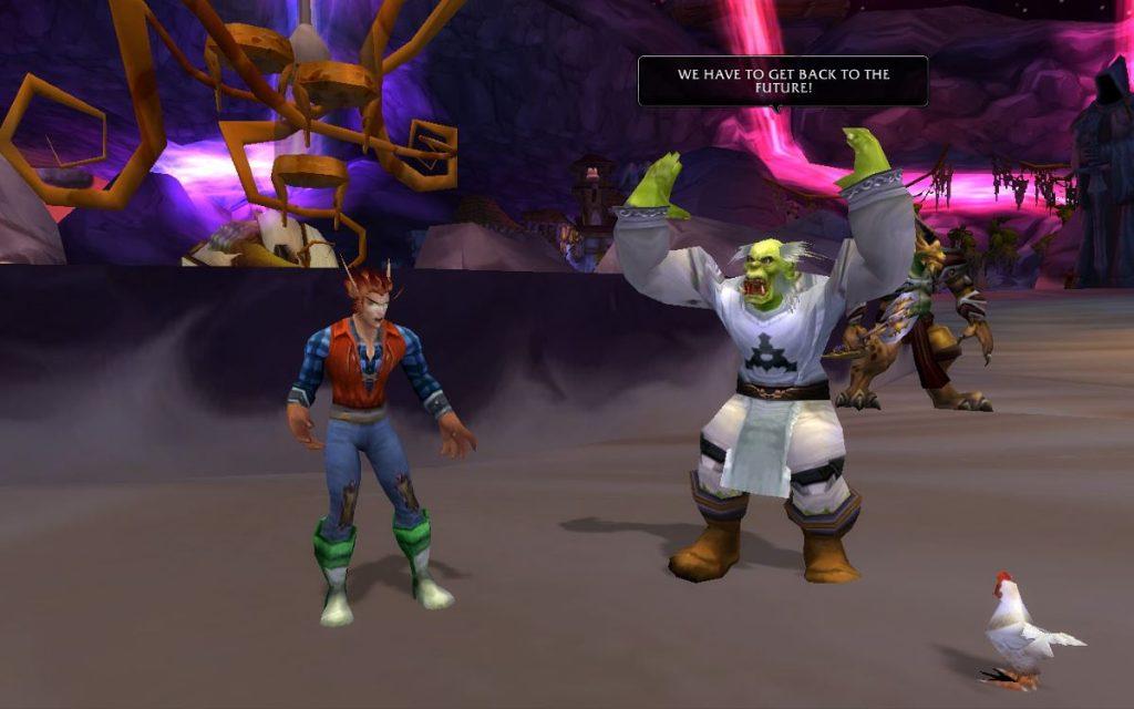 World of Warcraft - Zukunft