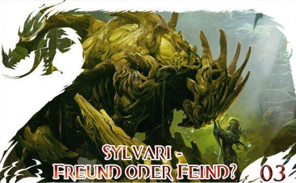Guild Wars 2 Sylvari Lore