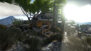 Ark Hütte