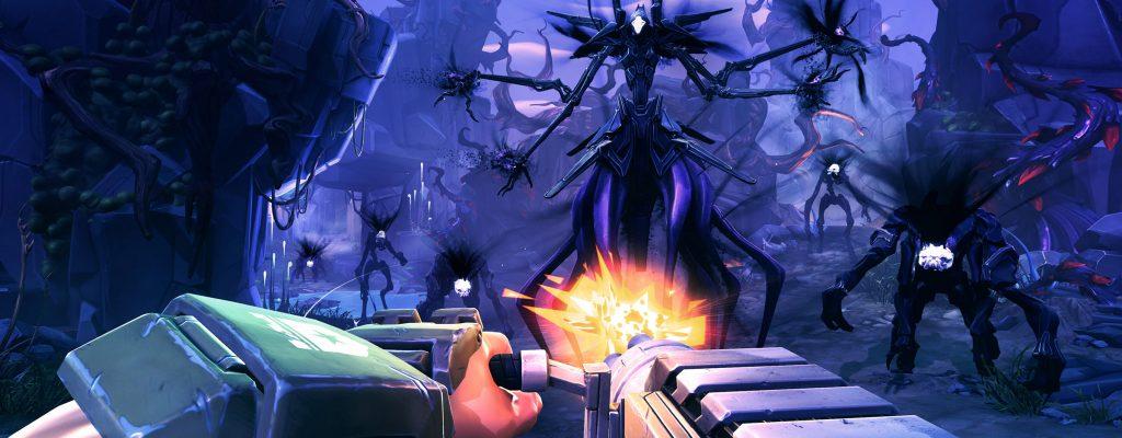 Battleborn: Es geht weiter! PvE-Mission mit Attikus, neuer PvP-Modus und Halloween-Skins