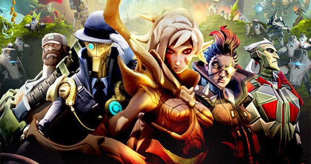 Battleborn, das MOBA der Borderlands-Macher, greift nun an