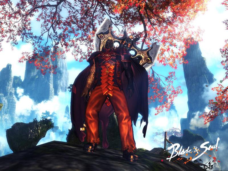Blade-and-Soul-Stil