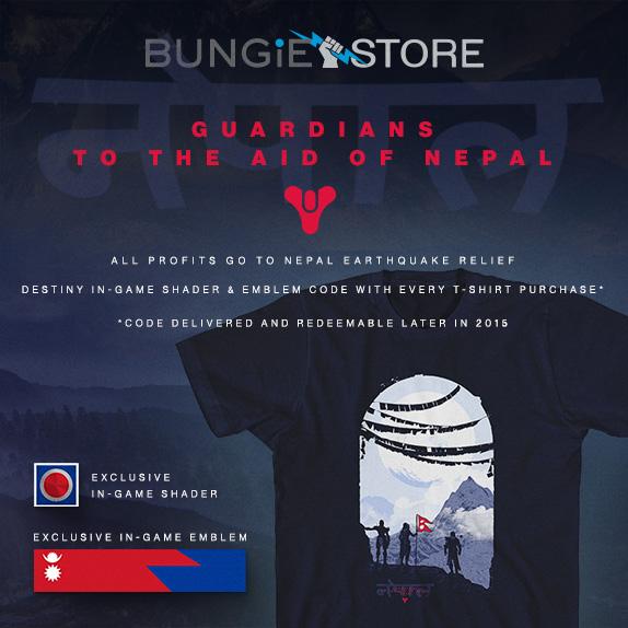 Bungie-T-Shirt-Nepal