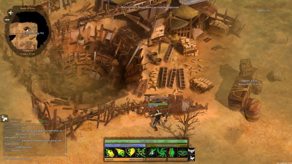 Das Tal Siedlung