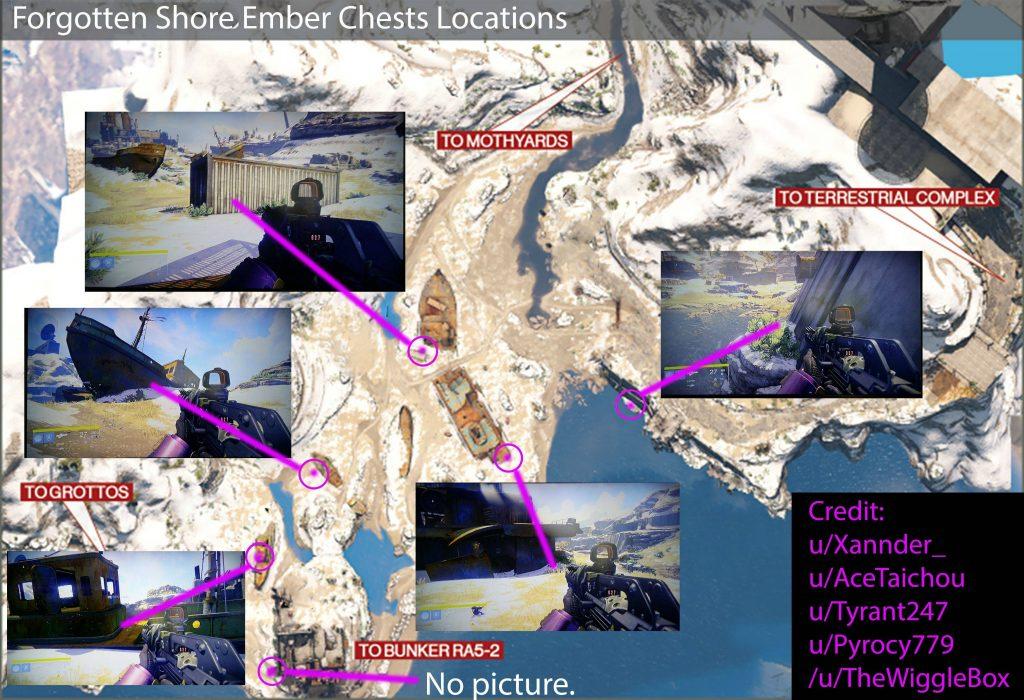 Destiny-Drevis-Karte