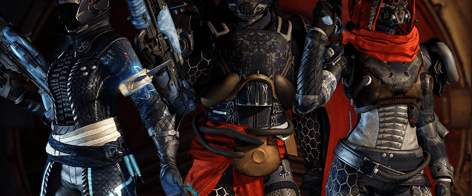 Destiny: Maximalwerte für Intellekt, Stärke und Disziplin bei exotischen Rüstungsteilen mit HdW