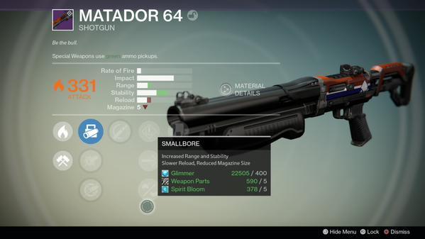 Destiny-Shotgun