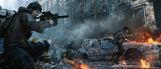 The Division: Kommen Raids? Am 17. Dezember erstmal ein Teaser