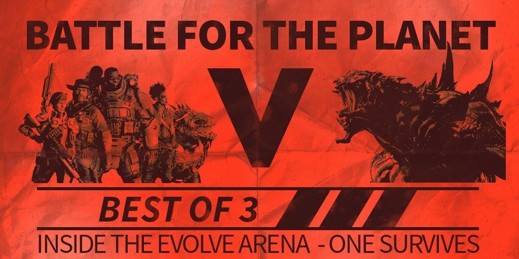 Evolve Arena