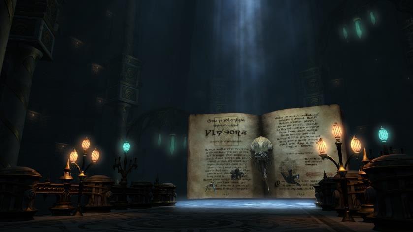 Final Fantasy XIV Dungeons Heavensward