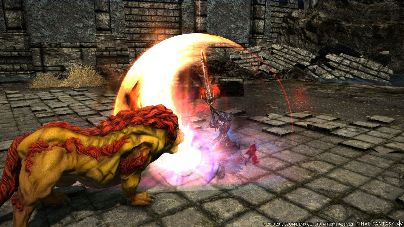 Final Fantasy XIV Dunkelritter