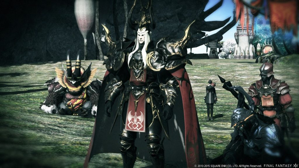 Final Fantasy XIV Heavensward Story