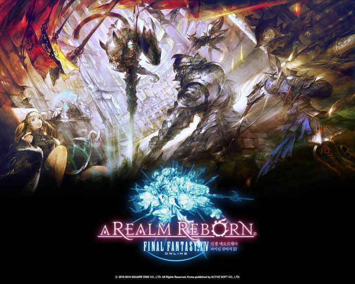 Final-Fantasy-XIV-Korea