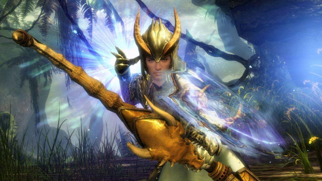 Guild Wars 2 Dragonhunter