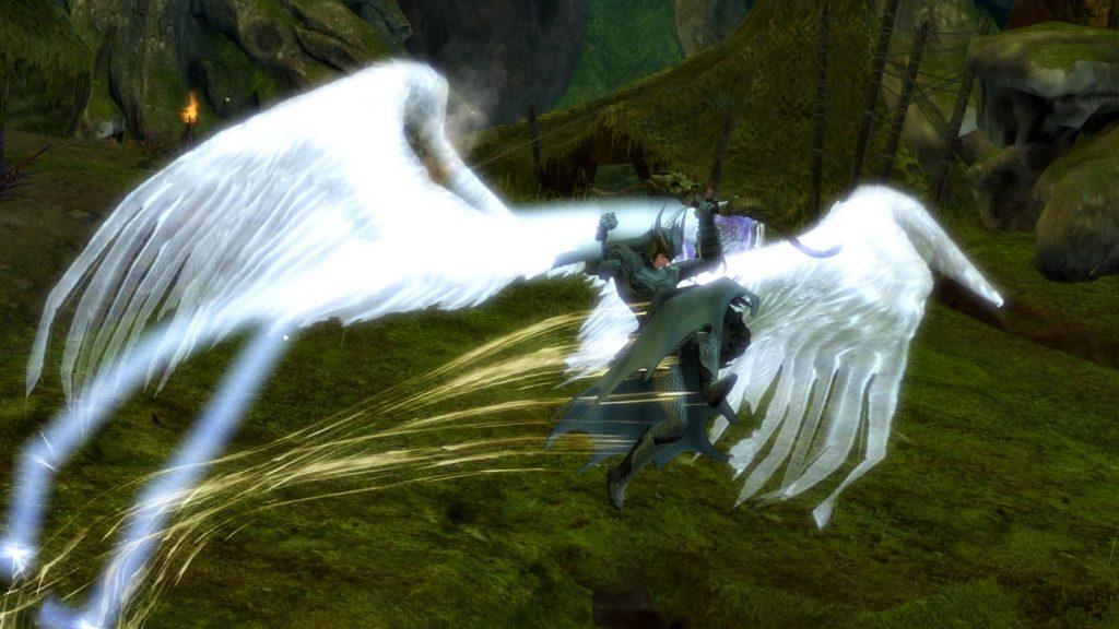 GW2 Dragonhunter Schwingen der Entschlossenheit