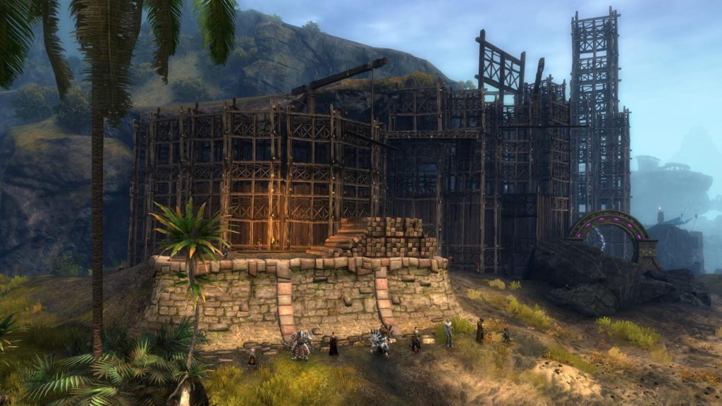 GW2-Wiederaufbau