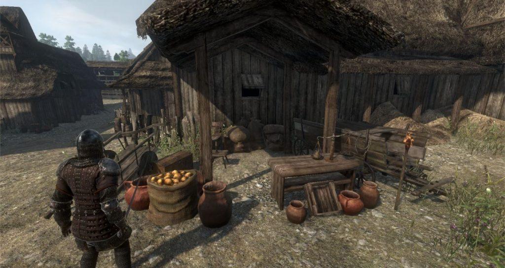 Glora Vicits Unity 5 Screenshot Crafting
