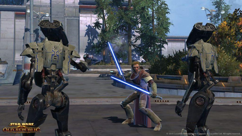 Jedi Sentinel SWTOR