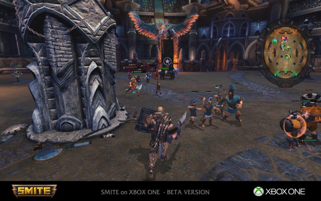 Smite Xbox One