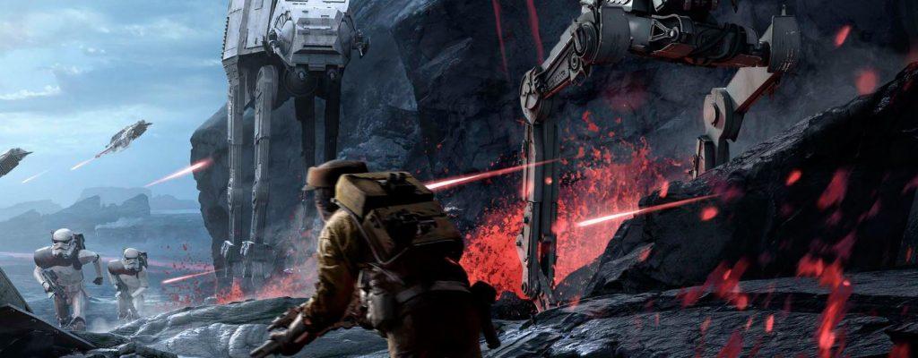Star Wars Battlefront: Playstation 4 ist die Lead-Plattform, aber AMD hat wohl Pläne