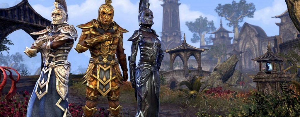 The Elder Scrolls Online: Kein Zauberweben in 2016, kein Räuber und Gendarm – niemals