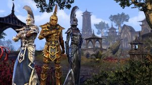The Elder Scrolls Online Armor