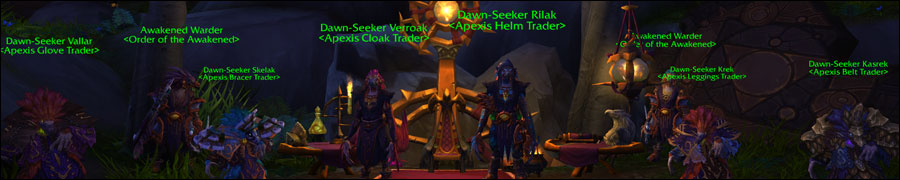 WoW-Apexis